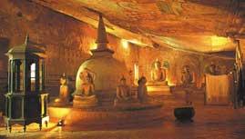 Golden Cave Temple